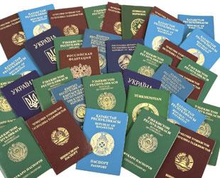 入国管理業務(在留資格)のイメージ
